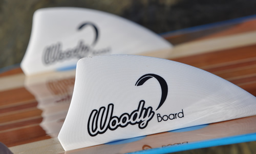 Set ailerons Woody